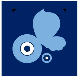 logo belasý motýľ