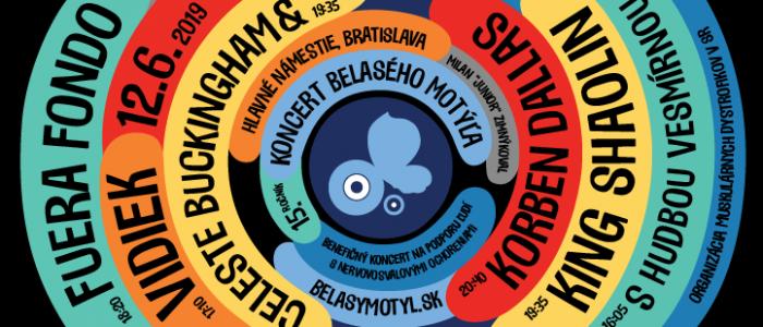 Belasy motyl 2019